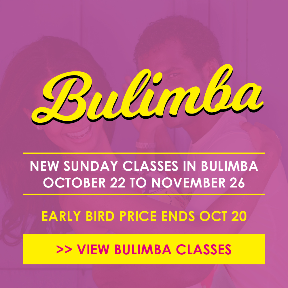 Join us in Bulimia for our new Sunday classes